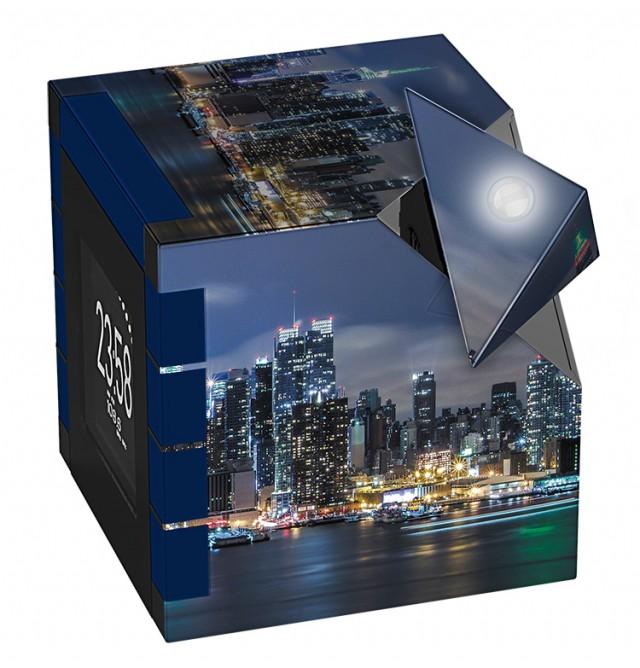Radiowecker RR70 – New York by night – Bild
