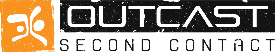 OUTCAST_Second-Contact_LogoBlack