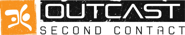OUTCAST – Second Contact Logo