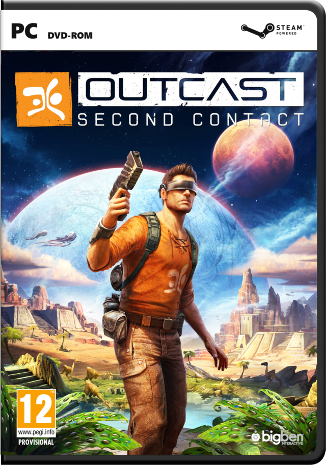 OUTCAST – Second Contact, PC