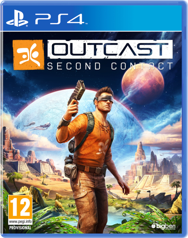 OUTCAST – Second Contact, PS4