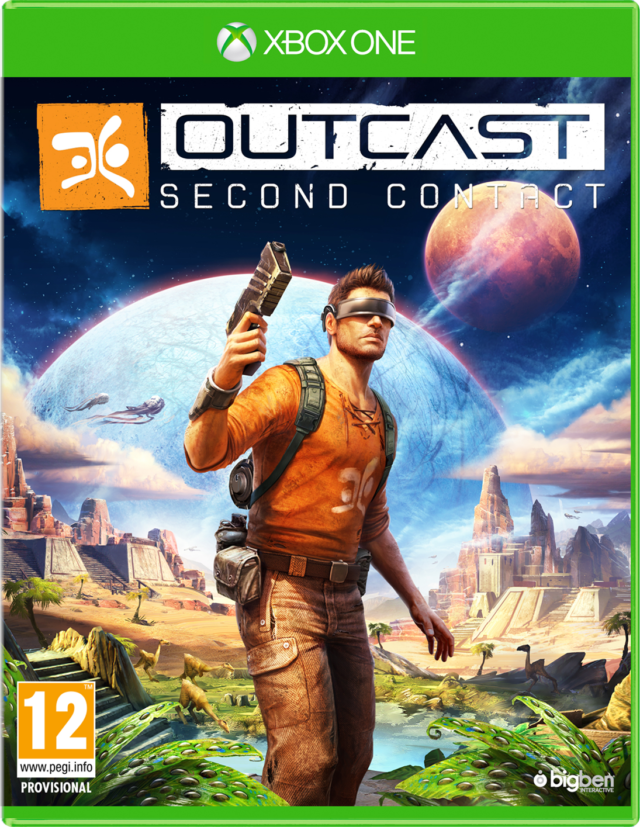 OUTCAST – Second Contact, Xbox one