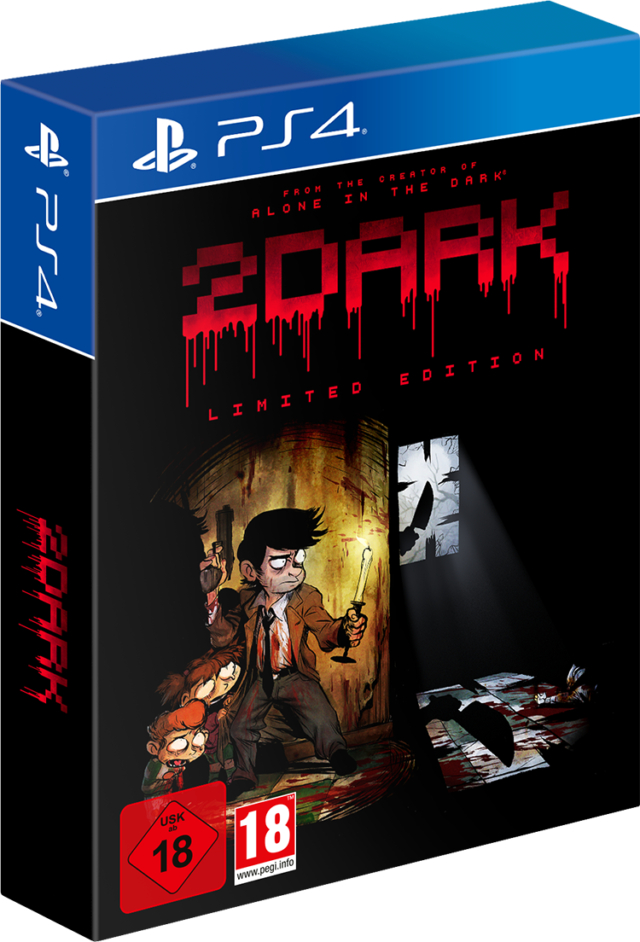 2Dark – Steelbook Edition - Packshot
