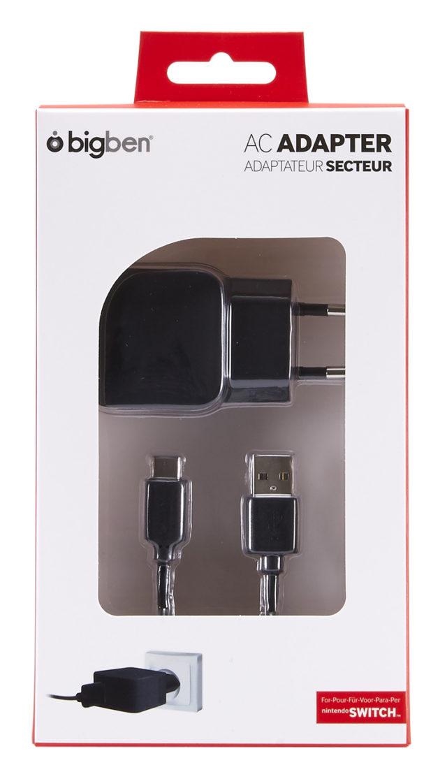 Netzteil / AC-Adapter 2,1A - Packshot