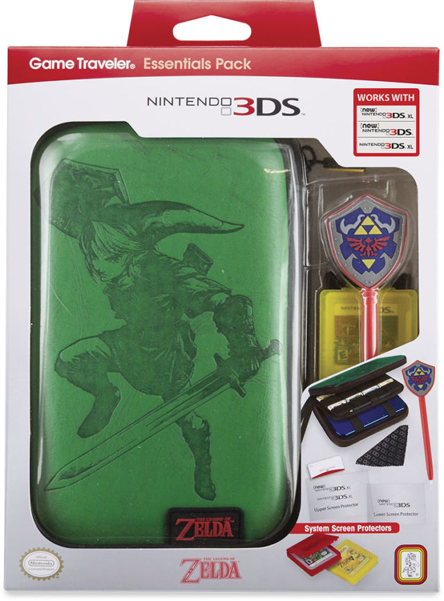 Essential Pack – Zelda - Packshot