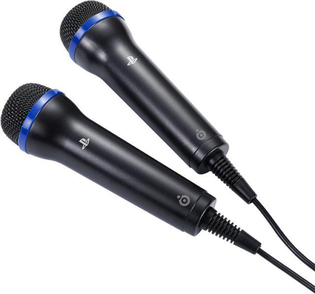 PS4 Mikrofon Dual-Pack – Bild
