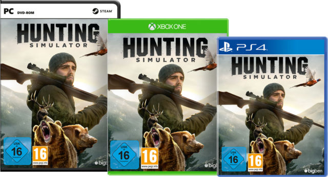 Packshots-Hunting-Simulator