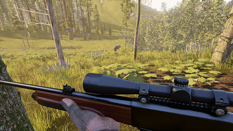 Hunting Simulator – Screenshot#2tutu#4tutu#5