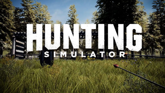 Hunting Simulator- the Weapons