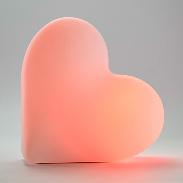 Lumin'Us Herz
