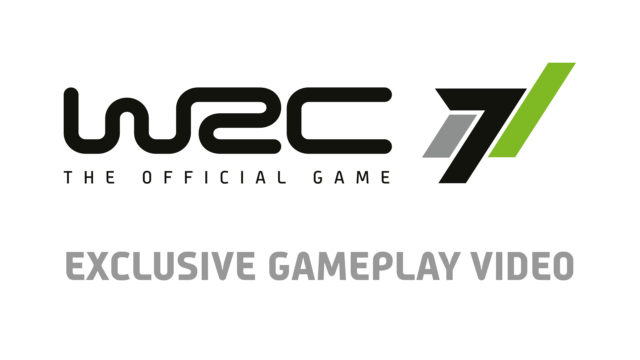 WRC7 Exlusive Gameplay Video