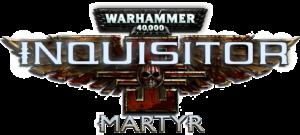 Warhammer-40000-Inquisitor-Martyr-Logo