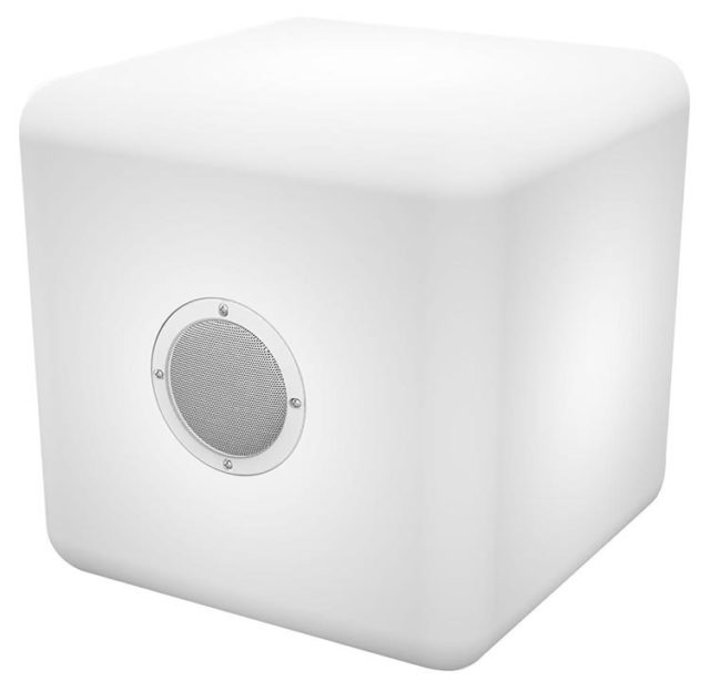Outdoor Speaker Color Cube – L - Packshot