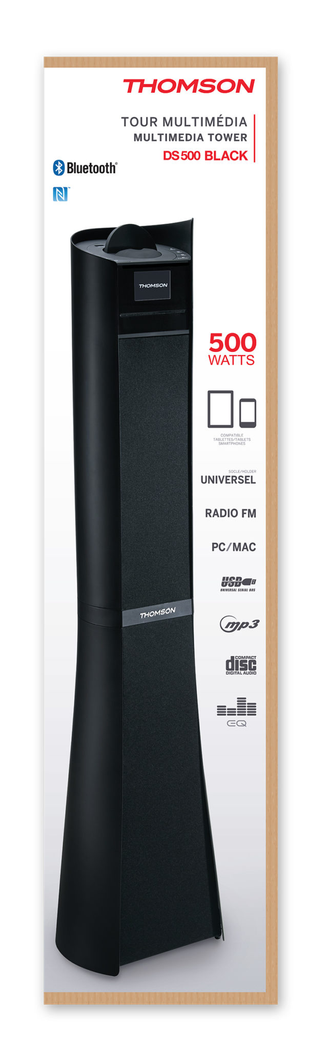 Thomson Sound Tower DS500 - Packshot