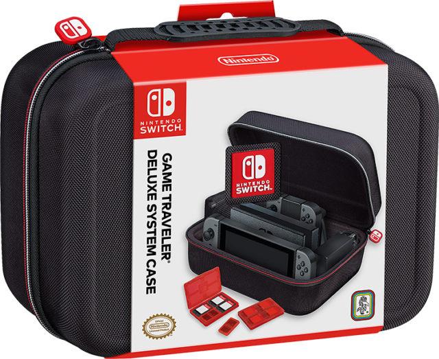 Switch™ Deluxe Case NNS 60- Offiziell lizenziert - Packshot