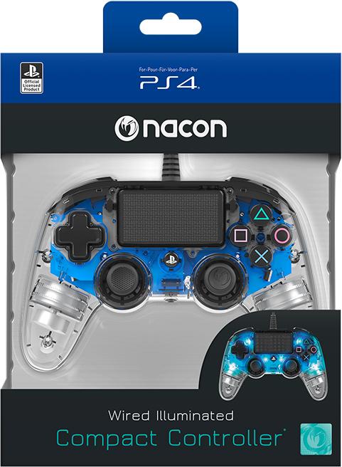 NACON PS4 Controller Light Edition - Packshot