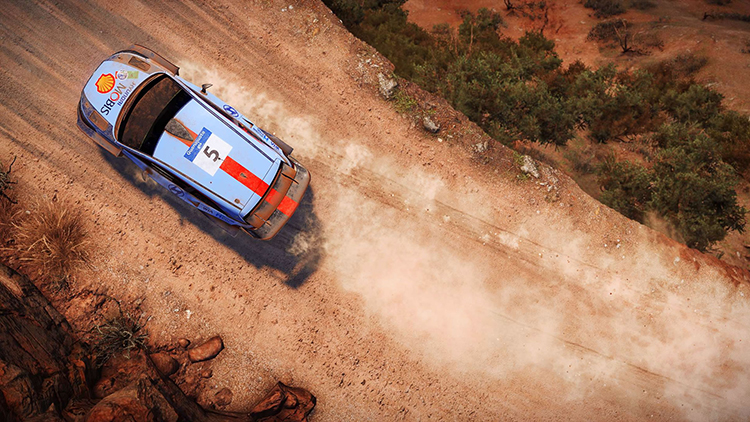 WRC 7 – Screenshot
