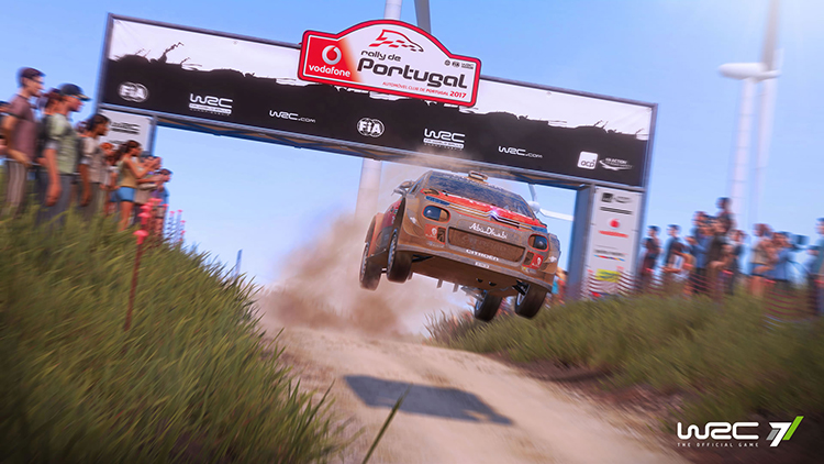 WRC 7 – Screenshot#2tutu#4tutu#5
