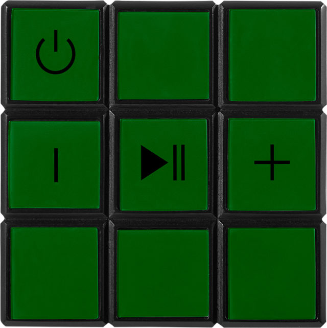 Bluetooth®-Lautsprecher BT17 – Rubiks – Bild