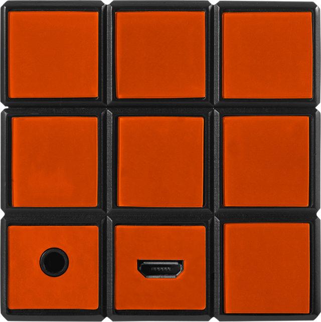 Bluetooth®-Lautsprecher BT17 – Rubiks – Bild#1