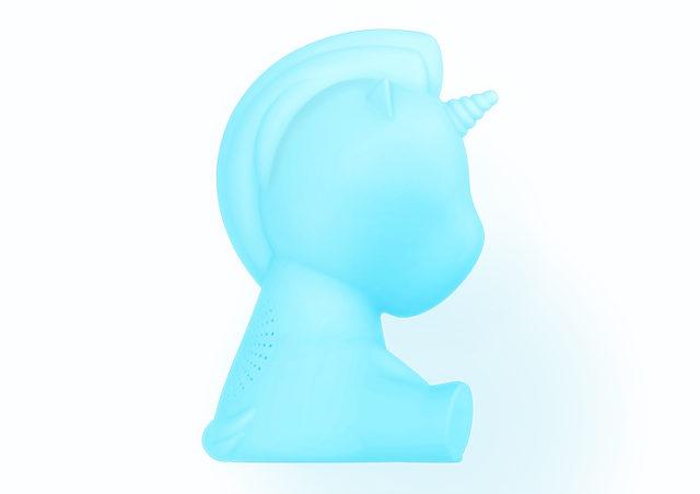 Bluetooth®-Lautsprecher Lumin´us – Unicorn – Bild#2tutu#4tutu#5