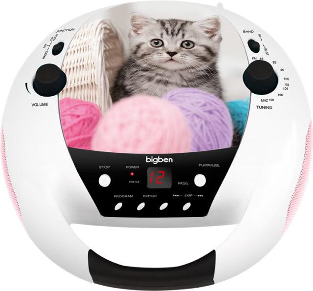 CD-Radio CD52 – Cats III – Bild