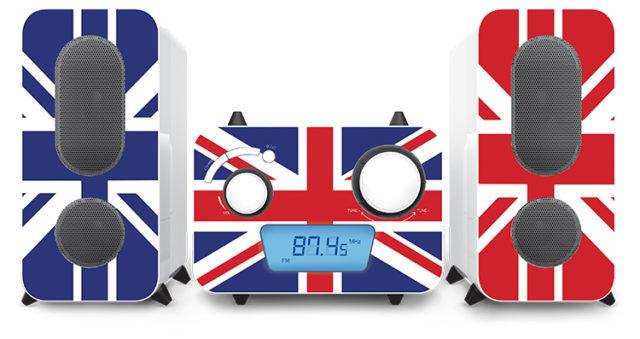 MP3 – USB Music Center MCD11 Flag – Bild#1