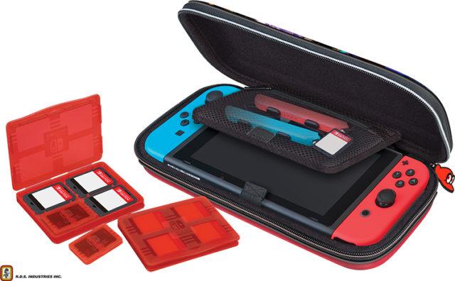 Switch™ Travel Case Mario Odyssey NNS58 – Bild