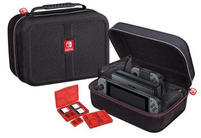 Switch™ Deluxe Case NNS 60- Offiziell lizenziert – Bild
