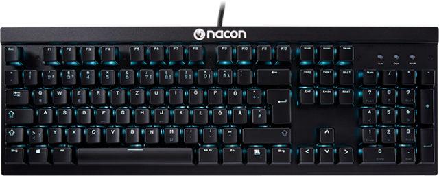PC Gaming Keyboard CL-700OMDE – Bild