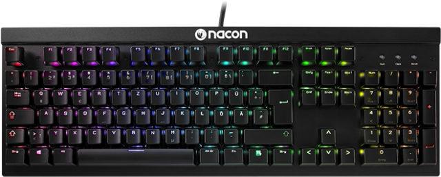 PC Gaming Keyboard CL-700OMDE – Bild#1