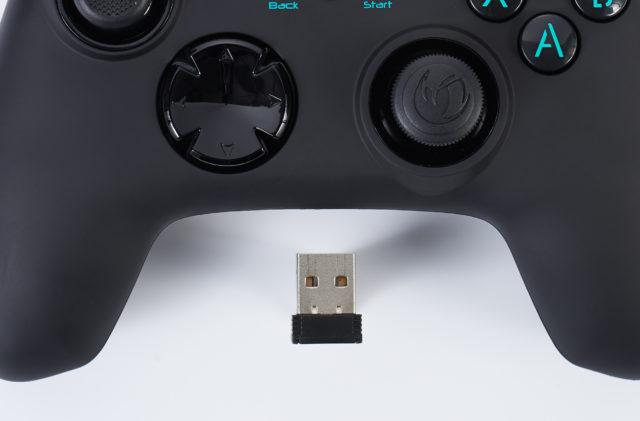 PC RF-Gaming Controller GC-200WL – Bild#2tutu