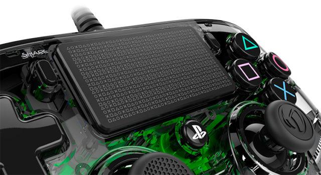 NACON PS4 Controller Light Edition – Bild#2tutu#4tutu#6tutu#8tutu