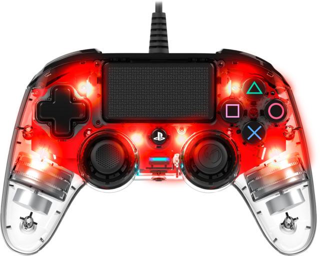 NACON PS4 Controller Light Edition – Bild#1
