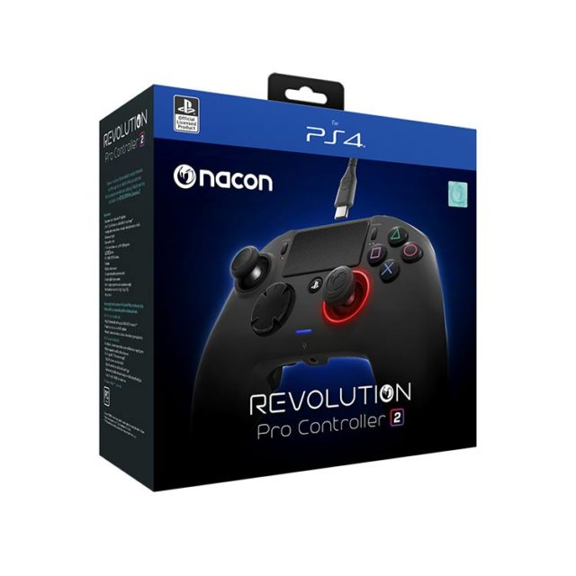 NACON PS4 Revolution Pro Controller 2 – Bild#1