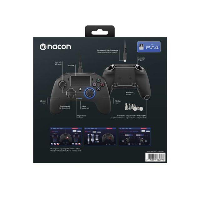 NACON PS4 Revolution Pro Controller 2 – Bild#2tutu#3