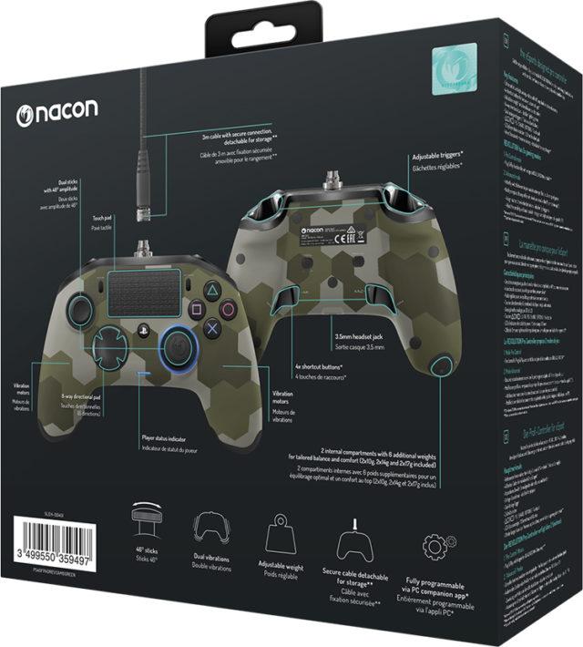 NACON PS4 Revolution Pro Controller – Bild#2tutu#4tutu#6tutu