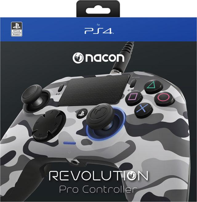 NACON PS4 Revolution Pro Controller – Bild#2tutu#4tutu