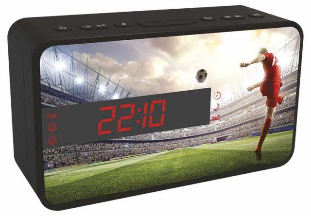 Radiowecker RR16 – Soccer – Bild
