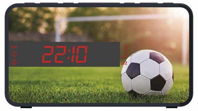 Radiowecker RR16 – Soccer – Bild#1