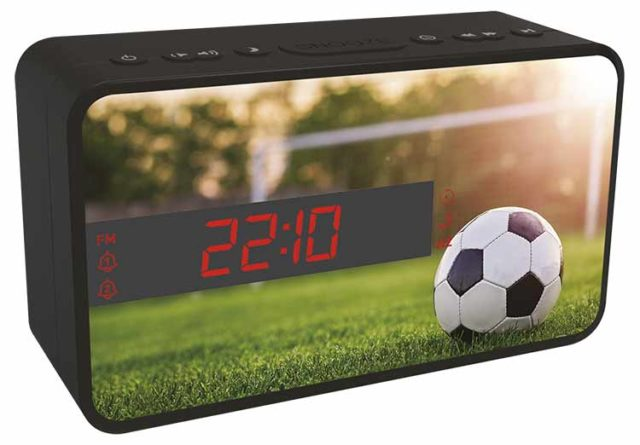 Radiowecker RR16 – Soccer – Bild#2tutu