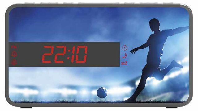 Radiowecker RR16 – Soccer – Bild#2tutu#3