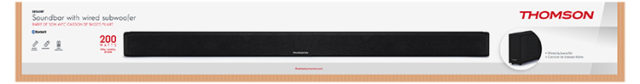 Thomson Soundbar SB250BT inkl. Subwoofer – Bild#2tutu#4tutu#6tutu#8tutu