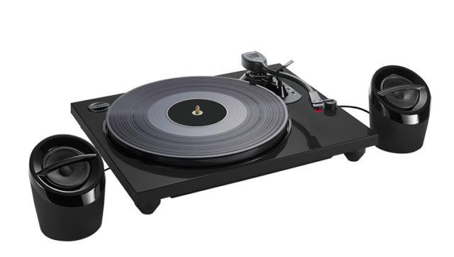 Plattenspieler TD114 Inkl. Lautsprecher – Bild#1