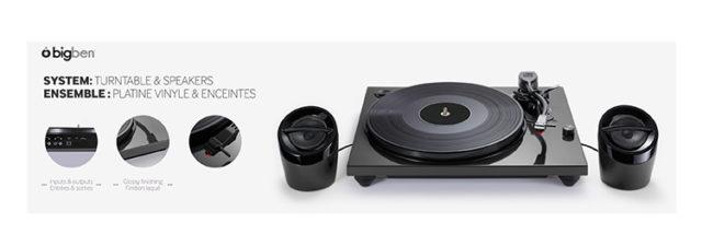 Plattenspieler TD114 Inkl. Lautsprecher – Bild#2tutu#3