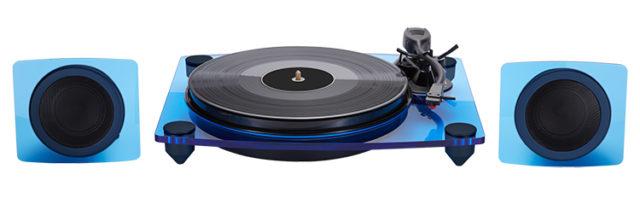Plattenspieler TD115 Inkl. Lautsprecher – Bild
