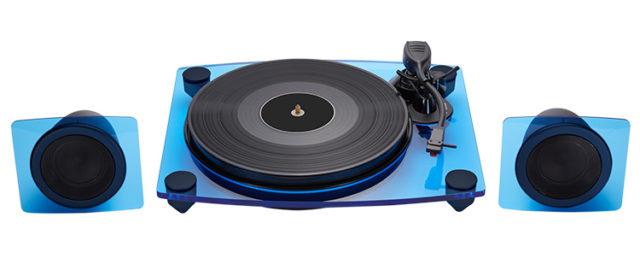 Plattenspieler TD115 Inkl. Lautsprecher – Bild#1