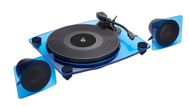 Plattenspieler TD115 Inkl. Lautsprecher – Bild#2tutu