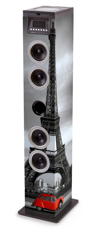 Sound Tower TW12CD – Paris – Bild