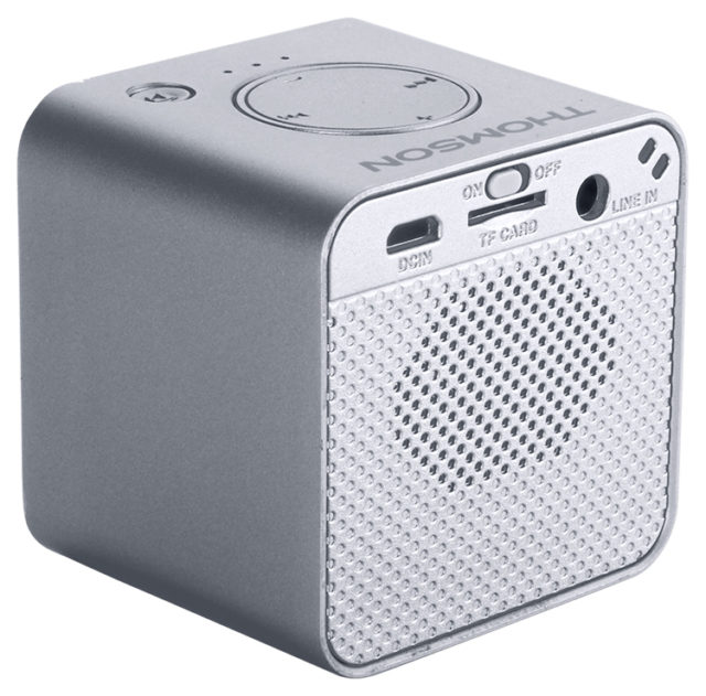 Thomson Bluetooth®-Lautsprecher WS01 – Bild